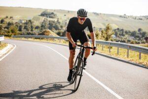 najczęstsze kontuzje rowerzystów