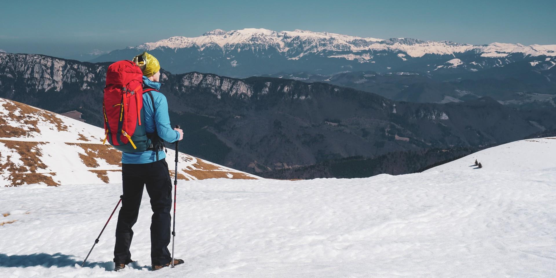 wspinaczka górska - wygodny plecak